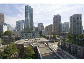 "Photo 9: 1003 939 HOMER Street in Vancouver: Downtown VW Condo for sale in ""PINNACLE"" (Vancouver West)  : MLS®# V819841"