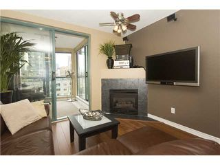 "Photo 1: 1003 939 HOMER Street in Vancouver: Downtown VW Condo for sale in ""PINNACLE"" (Vancouver West)  : MLS®# V819841"