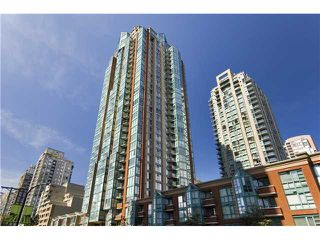 "Photo 10: 1003 939 HOMER Street in Vancouver: Downtown VW Condo for sale in ""PINNACLE"" (Vancouver West)  : MLS®# V819841"