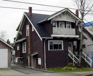 Main Photo: 2119-2121 Macdonald Street: Home for sale (Kitsilano)  : MLS®# V579073