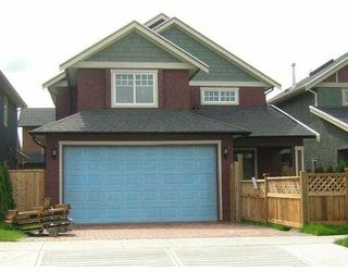 "Photo 1: 4260 GARRY Street in Richmond: Steveston South House for sale in ""GARRY RD"" : MLS®# V610954"