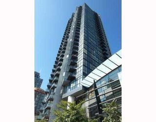 "Photo 1: 508 1199 SEYMOUR Street in Vancouver: Downtown VW Condo for sale in ""BRAVA"" (Vancouver West)  : MLS®# V748495"