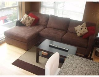 "Photo 3: 508 1199 SEYMOUR Street in Vancouver: Downtown VW Condo for sale in ""BRAVA"" (Vancouver West)  : MLS®# V748495"