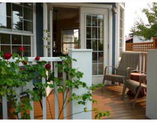 """Photo 7: 1289 W 16TH Street in North_Vancouver: Norgate Townhouse for sale in """"PENNY LANE"""" (North Vancouver)  : MLS®# V770378"""
