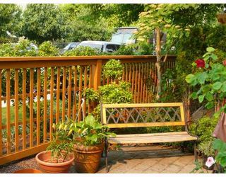 """Photo 8: 1289 W 16TH Street in North_Vancouver: Norgate Townhouse for sale in """"PENNY LANE"""" (North Vancouver)  : MLS®# V770378"""