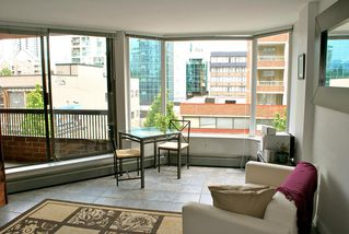 Photo 3: 404 1333 HORNBY Street in Vancouver: Downtown VW Condo for sale (Vancouver West)  : MLS®# R2420991