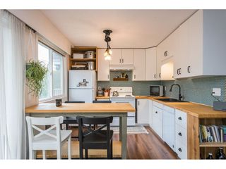 """Photo 4: 4 33900 MAYFAIR Avenue in Abbotsford: Central Abbotsford Townhouse for sale in """"Mayfair Gardens"""" : MLS®# R2444241"""