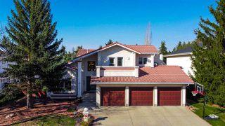 Photo 1: 411 HEFFERNAN Drive in Edmonton: Zone 14 House for sale : MLS®# E4197495