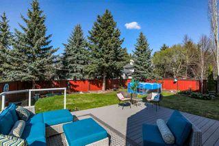 Photo 46: 411 HEFFERNAN Drive in Edmonton: Zone 14 House for sale : MLS®# E4197495