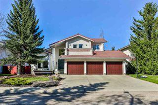 Photo 50: 411 HEFFERNAN Drive in Edmonton: Zone 14 House for sale : MLS®# E4197495