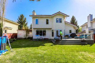 Photo 48: 411 HEFFERNAN Drive in Edmonton: Zone 14 House for sale : MLS®# E4197495