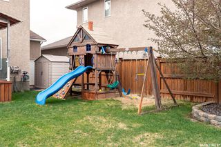 Photo 41: 703 Greaves Crescent in Saskatoon: Willowgrove Residential for sale : MLS®# SK809068