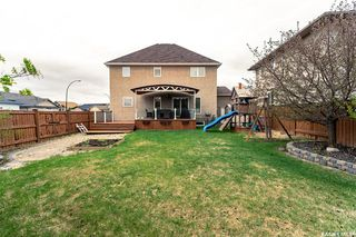 Photo 40: 703 Greaves Crescent in Saskatoon: Willowgrove Residential for sale : MLS®# SK809068