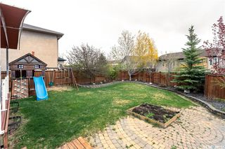 Photo 39: 703 Greaves Crescent in Saskatoon: Willowgrove Residential for sale : MLS®# SK809068