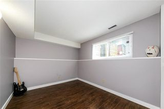 Photo 30: 130 Sauve Crescent in Winnipeg: River Park South Residential for sale (2F)  : MLS®# 202013743
