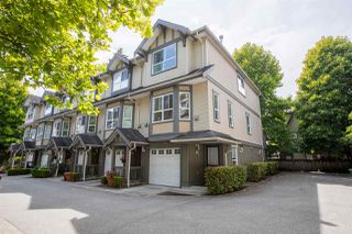Photo 1: 17 7833 HEATHER Street in Richmond: McLennan North Townhouse for sale : MLS®# R2474688