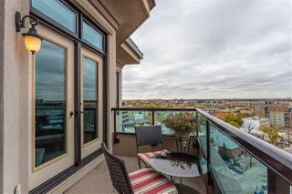 Photo 23: 1012 10142 111 Street in Edmonton: Zone 12 Condo for sale : MLS®# E4208781