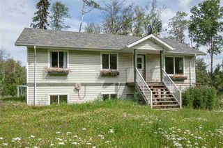 Main Photo: 2448 PTARMIGAN Road in Smithers: Smithers - Rural House for sale (Smithers And Area (Zone 54))  : MLS®# R2484806