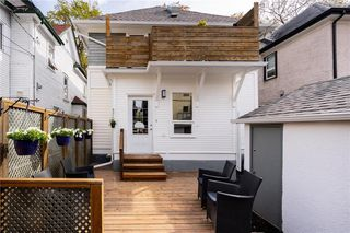 Photo 43: 126 Evanson Street in Winnipeg: Wolseley Residential for sale (5B)  : MLS®# 202017586