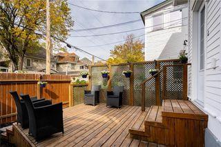 Photo 42: 126 Evanson Street in Winnipeg: Wolseley Residential for sale (5B)  : MLS®# 202017586
