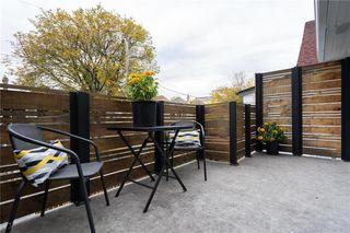 Photo 30: 126 Evanson Street in Winnipeg: Wolseley Residential for sale (5B)  : MLS®# 202017586