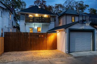 Photo 50: 126 Evanson Street in Winnipeg: Wolseley Residential for sale (5B)  : MLS®# 202017586