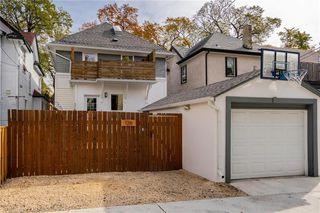 Photo 44: 126 Evanson Street in Winnipeg: Wolseley Residential for sale (5B)  : MLS®# 202017586