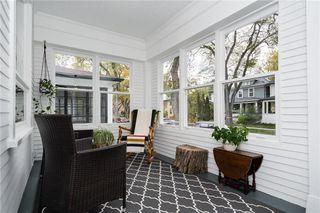 Photo 2: 126 Evanson Street in Winnipeg: Wolseley Residential for sale (5B)  : MLS®# 202017586