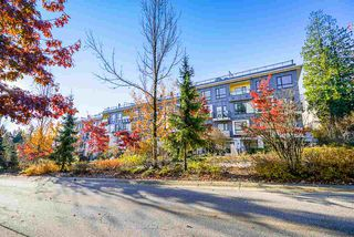 "Photo 3: 311 9350 UNIVERSITY HIGH Street in Burnaby: Simon Fraser Univer. Townhouse for sale in ""LIFT"" (Burnaby North)  : MLS®# R2519447"