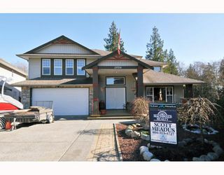 Photo 1: 23724 114A Avenue in Maple Ridge: Cottonwood MR House for sale : MLS®# V811112