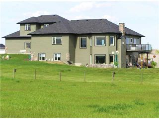 Photo 1: 264258 RANGE ROAD 44 in COCHRANE: Rural Rocky View MD Residential Detached Single Family for sale : MLS®# C3420504