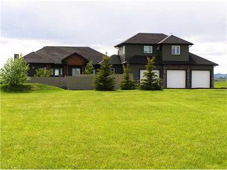 Photo 3: 264258 RANGE ROAD 44 in COCHRANE: Rural Rocky View MD Residential Detached Single Family for sale : MLS®# C3420504