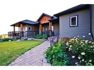 Photo 2: 264258 RANGE ROAD 44 in COCHRANE: Rural Rocky View MD Residential Detached Single Family for sale : MLS®# C3420504