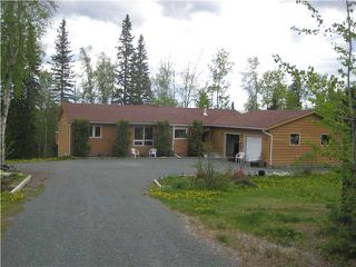 "Photo 1: 11705 WOODLAND Road in Prince George: Beaverley House for sale in ""BEAVERLY"" (PG Rural West (Zone 77))  : MLS®# N201612"