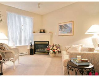 "Photo 3: 203 5475 201ST Street in Langley: Langley City Condo for sale in ""HERITAGE PARK"" : MLS®# F2826835"