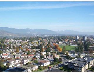 "Photo 2: 2207 7108 COLLIER Street in Burnaby: Highgate Condo for sale in ""ARCADIA WEST"" (Burnaby South)  : MLS®# V750514"