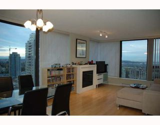 "Photo 5: 2207 7108 COLLIER Street in Burnaby: Highgate Condo for sale in ""ARCADIA WEST"" (Burnaby South)  : MLS®# V750514"