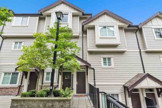 Main Photo: 225 3888 NORFOLK Street in Burnaby: Central BN Townhouse for sale (Burnaby North)  : MLS®# R2406125
