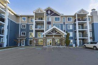 Photo 1: 323 4008 SAVARYN Drive in Edmonton: Zone 53 Condo for sale : MLS®# E4180884