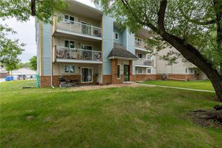 Photo 1: 1207 40 Dalhousie Drive in Winnipeg: Fort Richmond Condominium for sale (1K)  : MLS®# 202002862