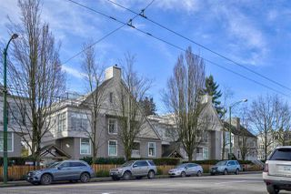 "Main Photo: 313 3150 W 4TH Avenue in Vancouver: Kitsilano Townhouse for sale in ""Avanti"" (Vancouver West)  : MLS®# R2441202"