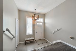 Photo 2: 12 1140 CHAPPELLE Boulevard in Edmonton: Zone 55 Townhouse for sale : MLS®# E4192485