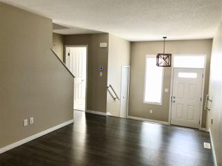 Photo 3: 12 1140 CHAPPELLE Boulevard in Edmonton: Zone 55 Townhouse for sale : MLS®# E4192485