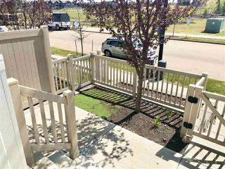 Photo 30: 12 1140 CHAPPELLE Boulevard in Edmonton: Zone 55 Townhouse for sale : MLS®# E4192485