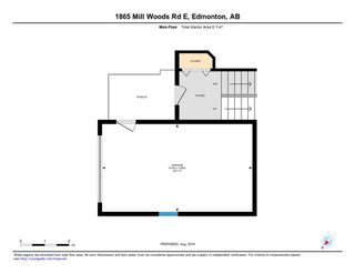 Photo 41: 1865 Mill Woods Road E in Edmonton: Zone 29 Townhouse for sale : MLS®# E4195490