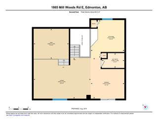 Photo 42: 1865 Mill Woods Road E in Edmonton: Zone 29 Townhouse for sale : MLS®# E4195490