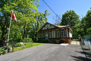Photo 1: 2629 Lakeshore Drive in Ramara: Brechin House (Bungalow-Raised) for sale : MLS®# S4794868