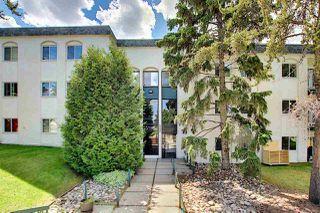 Photo 1: 218 5730 RIVERBEND Road in Edmonton: Zone 14 Condo for sale : MLS®# E4202784
