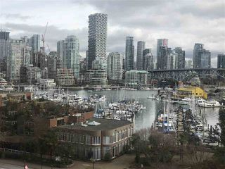 "Main Photo: 703 1450 PENNYFARTHING Drive in Vancouver: False Creek Condo for sale in ""HARBOUR COVE"" (Vancouver West)  : MLS®# R2481932"