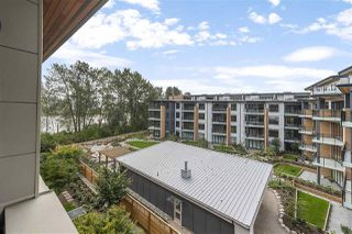 "Photo 19: 414 262 SALTER Street in New Westminster: Queensborough Condo for sale in ""Portage"" : MLS®# R2506620"